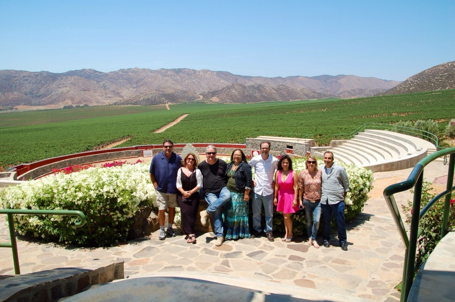 L.A. Cetto, Valle de Guadalupe, Baja California, Mexico