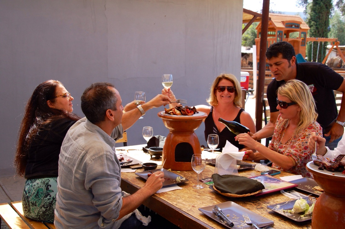 Trip Report: Escape to Baja's Wine Country Tour,4/5