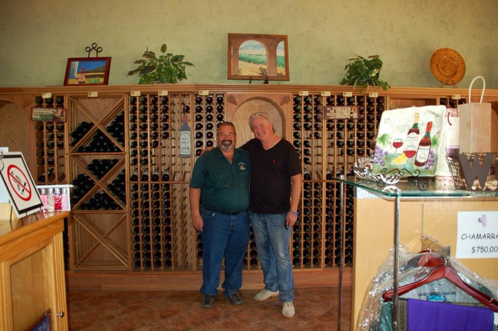 Vinos Fuentes, Valle de Guadalupe, Baja California, Mexico